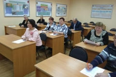 Работники УМЦ по ГО и ЧС