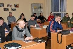 В Управлении по ГОЧС и ПБ Мурманской области начались учебные сборы по курсовому обучению пожарных