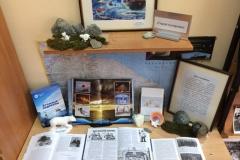 Выставка, посвящённая Дню полярника, в УМЦ по ГО и ЧС