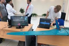 Команда из Москвы «MMS Rescue» предложила для решения задачи поиска сеть поисковых маяков