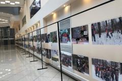 Фотовыставка, функционирующая в рамках форума