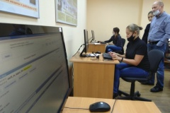 Практические занятия операторов системы-112