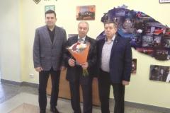 Владимир Николаев, Анатолий Малеев и Анатолий Залесов
