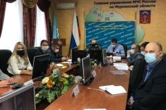 В ГУ МЧС России по Мурманской области