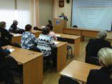 Занятия с работниками УМЦ