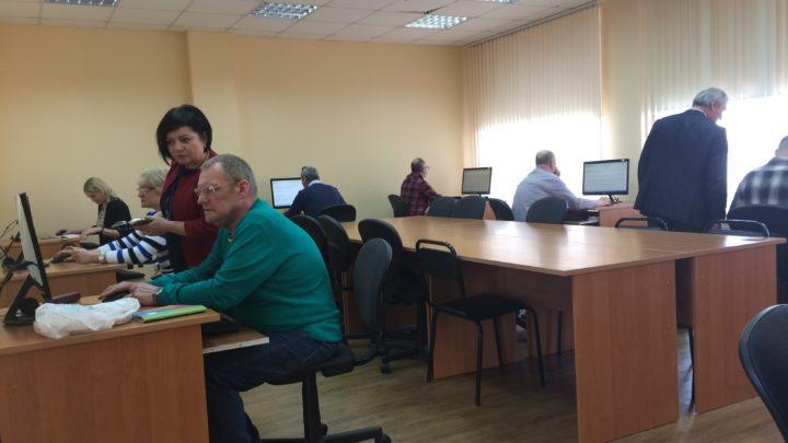Завершились занятия с 2 учебными группами