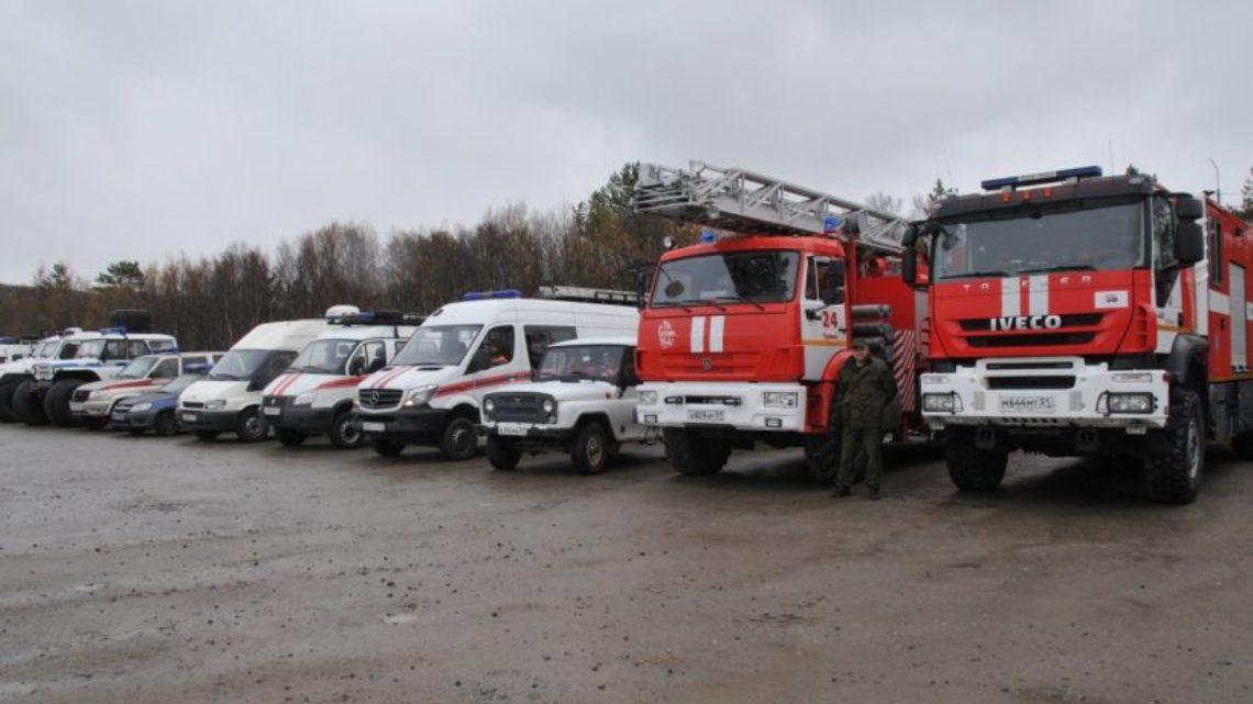 Всероссийская тренировка по гражданской обороне проходит в эти дни в Мурманской области