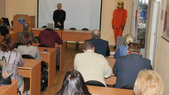 «Организация функционирования АСС Мурманской области». Занятие в УМЦ по ГО и ЧС
