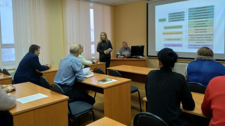 Тренировка по эвакуации работников при угрозе террористического акта