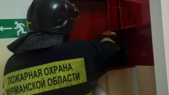 Проверка внутренних пожарных кранов