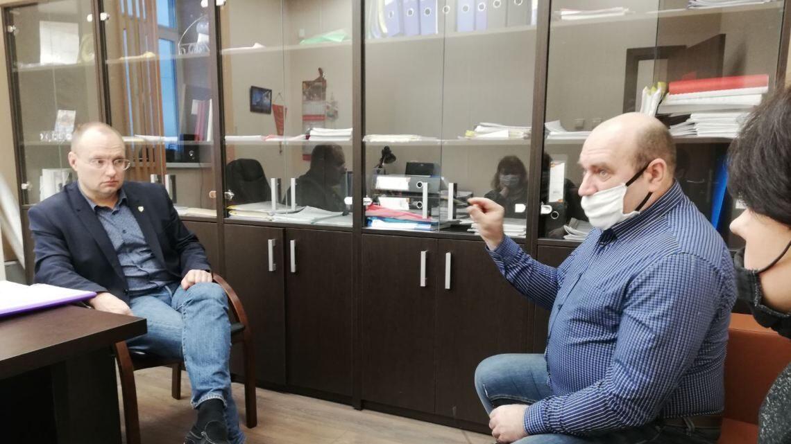 Обучающиеся УМЦ посетили ЦОВ Системы-112